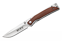 Нож складной из супер стали, хороший подарок парню