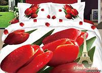 Love you  семейный комплект постельного белья  Март