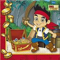 Салфетки Пират Джейк 10 штук лицензионные