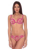 12607 Комплект белья розовый