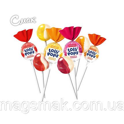 Конфеты Lolli pops с йогуртовыми вкусами / Лоли Попс, Рошен, фото 2