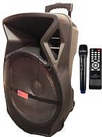 Портативная колонка S-777 (150W/USB/Bluetooth/Radio)