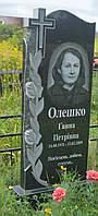 Памятник розы боковые