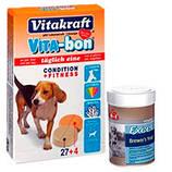 Витамины, препараты, стимуляторы для собак