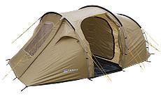 """Палатка туристична Терра Інкогніта """"Family 5"""", колір пісочний"""