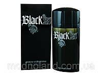Мужская туалетная вода Paco Rabanne Black XS 100 ml (Пако Рабанн Блэк Иксэс)