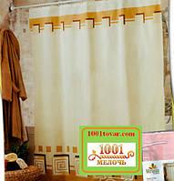 "Шторка для ванной комнаты ""Lukia"", Miranda. Производство Турция"