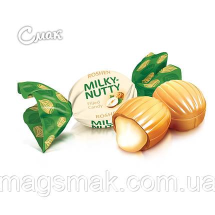 Конфеты Milky- Nutty, Рошен, фото 2