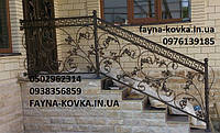 Кованое ограждение ЛЕСТНИЧНОЕ (2350).
