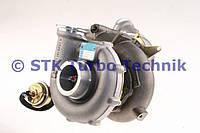 Двухступенчатый турбокомпрессор MAN D0834LFL51 Euro 4 с 2006г. BORGWARNER 10009880049