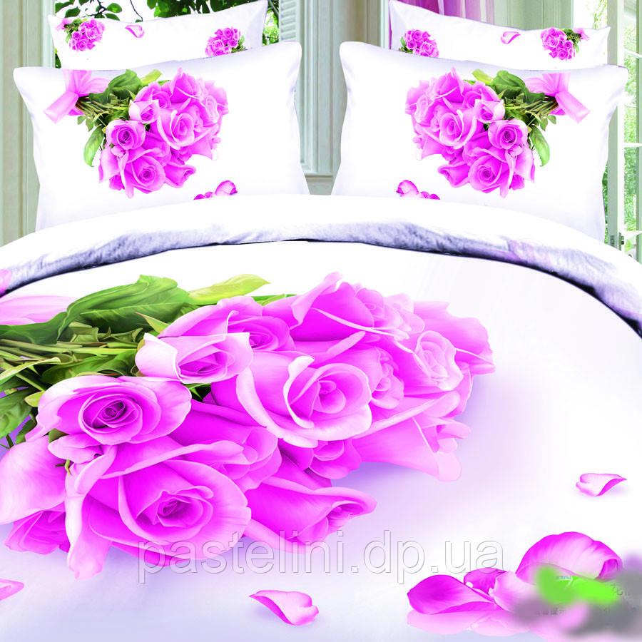 Love you  семейный комплект постельного белья Нежность