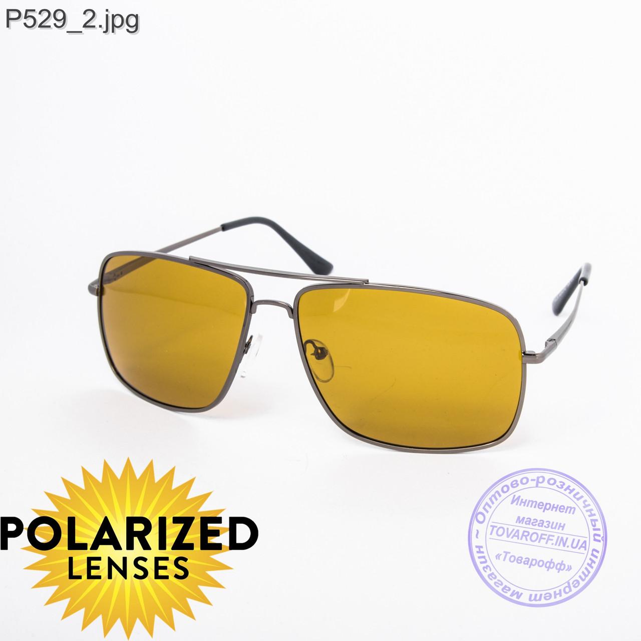Очки для водителей поляризационные P529