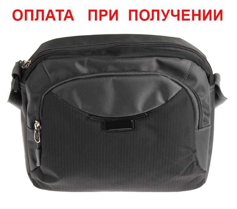 Чоловіча тканинна не велика стильна сумка барсетка рюкзак через плече SHEN NEW!