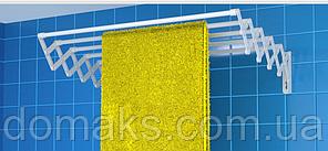 Сушка-гармошка  для белья милтон 100 см