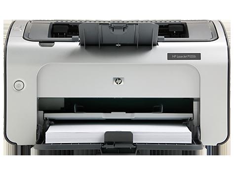 Лазерный принтер HP LaserJet P1006, А4, бу