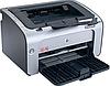 Лазерный принтер HP LaserJet P1006, А4, бу, фото 2