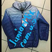 Подростковая весенняя куртка на мальчика XU KIDS
