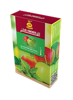 Табак, заправка для кальяна Al Fakher яблоко - мята 50 грамм