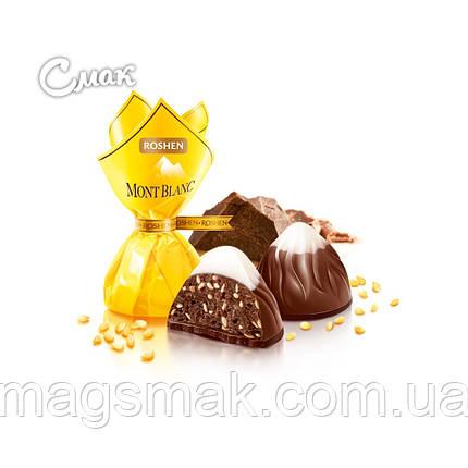 Конфеты «Mонблан» с шоколадом и сезамом, Рошен, фото 2