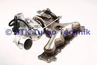 Турбина Ford Mondeo IV, Galaxy II, S-Max 2.0 SCTi (бензин) 3K / BorgWarner 5303 998 0288