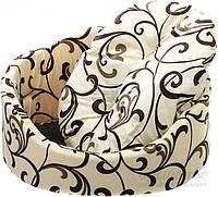Лежак для кошки Природа Романтика 2 (55*44*25) (цвета разные)