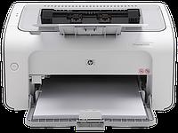 Лазерный принтер HP LaserJet P1102, А4, бу