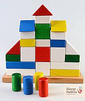 Детская пирамидка «Замок»