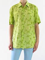 27062 Рубашка салатовый