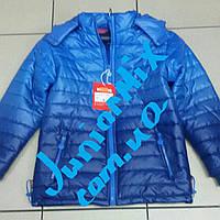 Весенняя подростковая куртка на мальчика XU.kids
