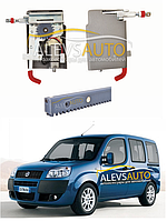 Электропривод сдвижной двери для  Fiat Doblo 2006-2009 1-о моторный ,Львов