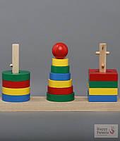 Игра пирамидка Головоломка
