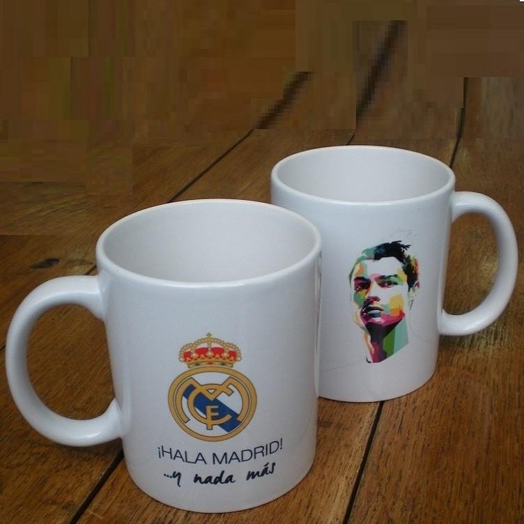 "Чашка  ""REAL - Cristiano"""
