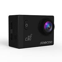 Экшн-камера Soocoo C30 4K WiFi - черный