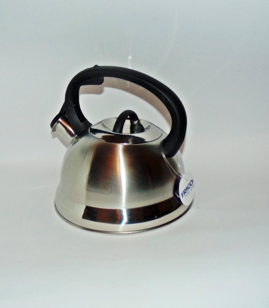 Чайник з нержавіючої сталі 2.5 л Edenberg EB-1611