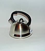 Чайник з нержавіючої сталі 2.5 л Edenberg EB-1611, фото 1