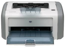 Лазерный принтер HP LaserJet 1020, А4, бу