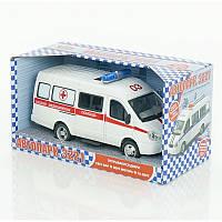 Машина Скорая помощь 9098 C