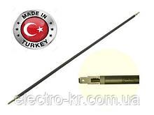 Тэн гибкий сухой(воздушный) Ø8.5мм / 2500W / L= 250см из нержавейки Sanal, Турция