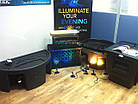 Комплект прудовых фонариков SOLW2X4, 4шт.,8 Ватт, фото 2