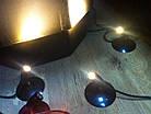Комплект прудовых фонариков SOLW2X4, 4шт.,8 Ватт, фото 3