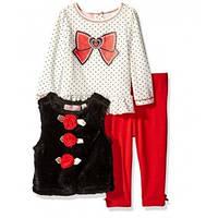 Детский комплект для девочки Красный Бант 86