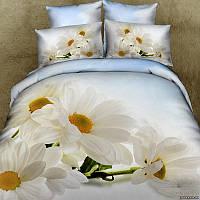 Love you  семейный комплект постельного белья Ромашки