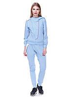 3763 Спортивный костюм голубой