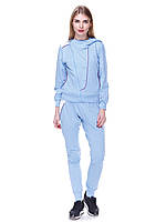 3763 Спортивный костюм голубой S