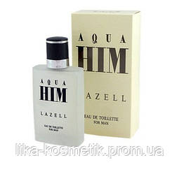 Lazell Aqua Him Мужская туалетная вода 100 мл (Польша)