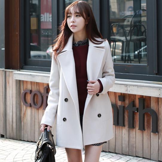 Женское весеннее пальто. Модель 2110