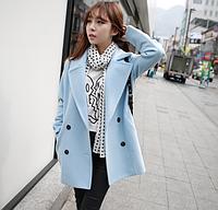 Женское весеннее пальто. Модель 2110, фото 3
