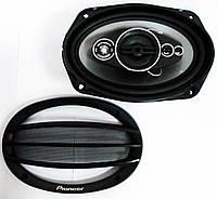 Автомобильная акустика колонкиPioneer TS-A6994S 6x9 овалы (600W) 5ти полосные. Высокое качество. Код: КДН1505