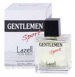 Lazell Gentlemen Sport Мужская туалетная вода 100 мл (Польша)