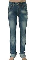 Стильные узкие джинсы мужские с низкой посадкой